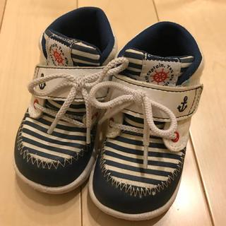ムーンスター(MOONSTAR )の中古 子供靴 ムーンスター サイズ14.5(スニーカー)