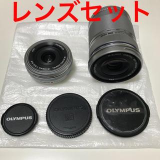 オリンパス(OLYMPUS)のオリンパス 標準レンズ&望遠レンズ(レンズ(ズーム))