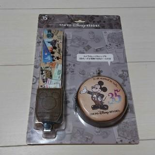 Disney - ディズニーリゾート35周年 カメラストラップ