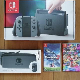 ニンテンドースイッチ(Nintendo Switch)のスイッチ 任天堂(家庭用ゲーム本体)