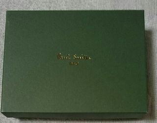 ポールスミス(Paul Smith)のボールスミス財布の空箱とのり3本セット(その他)