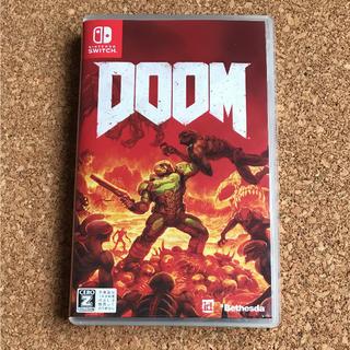ニンテンドースイッチ(Nintendo Switch)の任天堂スイッチ DOOM(家庭用ゲームソフト)