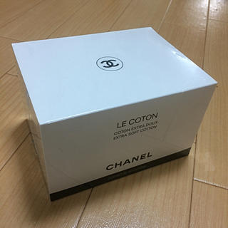 シャネル(CHANEL)の【新品未開封】CHANEL  コットン(その他)
