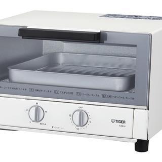 タイガー オーブン トースター ホワイト(その他)