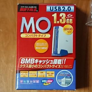 BUFFALO MOドライブ(PC周辺機器)