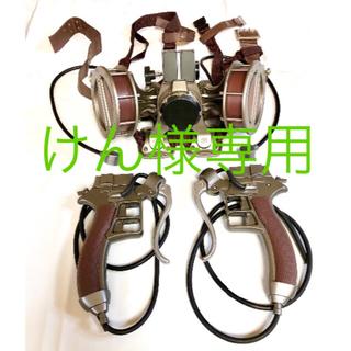 ムービック(movic)の【未使用】 進撃の巨人 立体機動装置 ムービック 1/1(小道具)