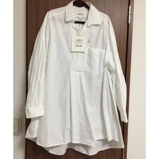 エンフォルド(ENFOLD)のENFOLD☆白シャツ38新品(シャツ/ブラウス(長袖/七分))