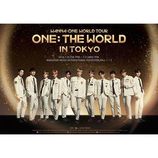 ワイエムシー(YMC)のwanna one チケット(K-POP/アジア)