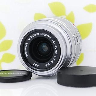 オリンパス(OLYMPUS)の★超軽量超可愛い♪☆オリンパス M.ZUIKO 14-42mm II R★(レンズ(ズーム))