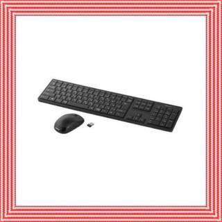 お買得!! iBUFFALO 無線(2.4GHz)キーボード&マウスセット(PC周辺機器)