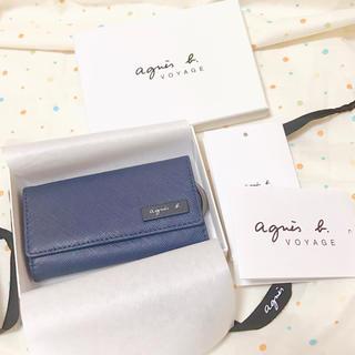 アニエスベー(agnes b.)の新品♡アニエスベー♡キーケース(キーケース)