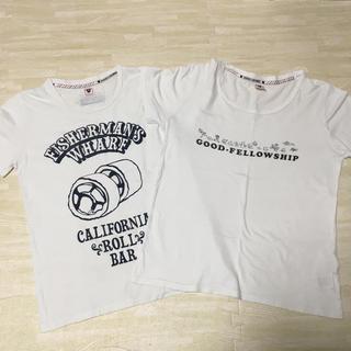 ロデオクラウンズ(RODEO CROWNS)のTシャツ2点(Tシャツ(半袖/袖なし))
