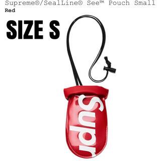 シュプリーム(Supreme)のSupreme®/SealLine® See™ Pouch Small(コインケース/小銭入れ)