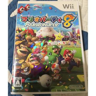 Wii - Wii   マリオパーティ 8
