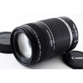 キヤノン(Canon)の✨手振れ補正 ズームレンズ Canon EF-S 55-250mm IS✨(レンズ(ズーム))
