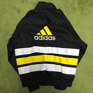 アディダス(adidas)のAdidas コーチジャケット ブルゾン インポート(ナイロンジャケット)