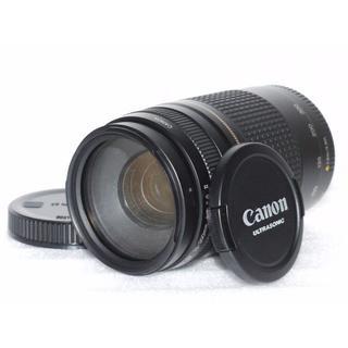 キヤノン(Canon)の★超ズーム 望遠 Canon EF 75-300mm USM★(レンズ(ズーム))