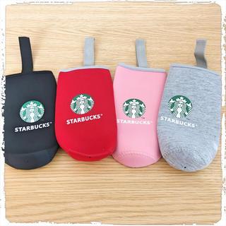 スターバックスコーヒー(Starbucks Coffee)の海外スタバ ペットボトルカバー タンブラーカバー(その他)