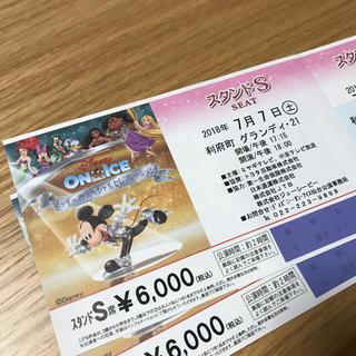 ディズニー(Disney)のディズニーオンアイス 2018 仙台(ミュージカル)