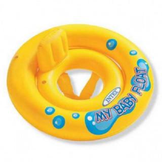 ベビーフロート 赤ちゃんも安心 うきわ 浮き輪 子供用浮き輪 ベビー用 足入れ(お風呂のおもちゃ)
