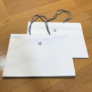 アップル(Apple)の非売品 Apple 紙バッグ‼️WWDC 2018 配布品(ノベルティグッズ)