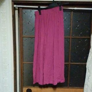 シマムラ(しまむら)の新品未使用(ロングスカート)