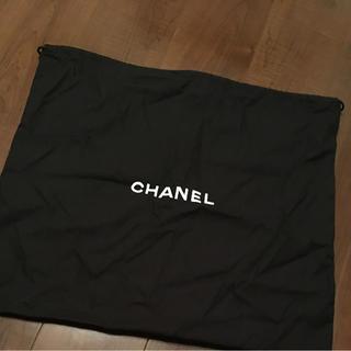 シャネル(CHANEL)のCHANEL 正規品 保存袋 バッグサイズ❤︎値下げしました(ショップ袋)