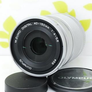 オリンパス(OLYMPUS)の★小型軽量!スポーツ撮影に♪☆オリンパス M.ZUIKO 40-150mm★(レンズ(ズーム))