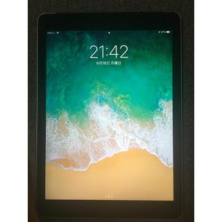 アップル(Apple)のiPad Air2 wifi セルラーモデル au 16G(タブレット)