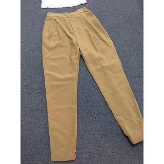 GU - 美品 GU テーパードパンツ ズボン パンツ ジーユー gu