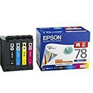 エプソン 純正インク 78 (PC周辺機器)