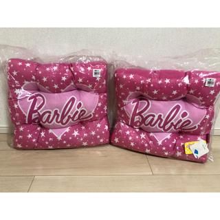 8f9722121f バービー(Barbie)のbarbie バービー クッション 座布団 雑貨 ピンク (クッション)