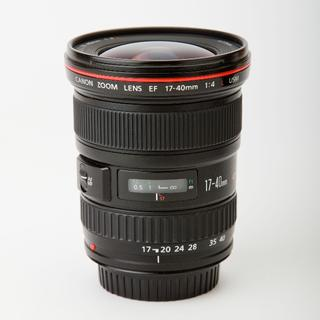 CANON 17-40mm F4L(レンズ(ズーム))