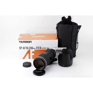 タムロン(TAMRON)の TAMRON タムロン SP AF 70-200mm F2.8 Di LD (レンズ(ズーム))