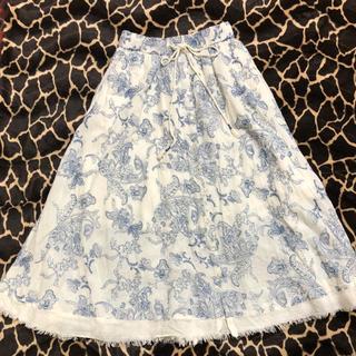 goa  スカート 貴重な白✨