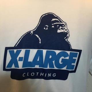 エクストララージ(XLARGE)のX-LARGE×champion コラボ 半袖Tシャツ(Tシャツ/カットソー(半袖/袖なし))