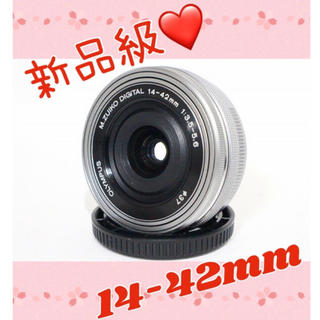 オリンパス(OLYMPUS)の専用★OLYMPUS M.ZUIKO 14-42mm EZ(レンズ(ズーム))