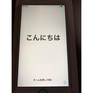 アップル(Apple)の超 美品  iPhone6s  64G   SIMフリーです。(スマートフォン本体)