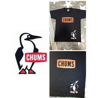 チャムス(CHUMS)のチャムス  CHUMS ロゴTシャツ(Tシャツ(半袖/袖なし))