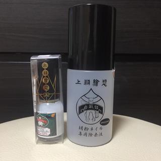 💅胡粉ネイルと胡粉ネイル専用除光液セット💅月光銀(マニキュア)