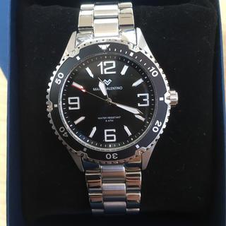 マリオバレンチノ(MARIO VALENTINO)の新品 MARIO VALENTINO メンズ腕時計(腕時計(アナログ))