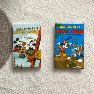 ディズニー(Disney)のミッキー 缶バッジ(バッジ/ピンバッジ)
