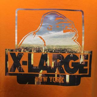 エクストララージ(XLARGE)のX-LARGE/エクストララージ NY 半袖Tシャツ(Tシャツ/カットソー(半袖/袖なし))