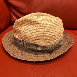 タケオキクチ(TAKEO KIKUCHI)の帽子(ハット)