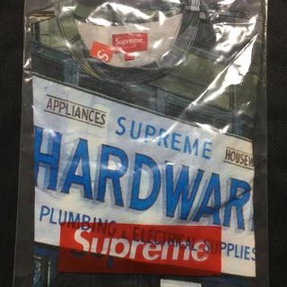 シュプリーム(Supreme)のsupreme hardware s/s top Sサイズ 新品未使用(Tシャツ/カットソー(半袖/袖なし))