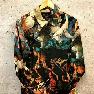 アンダーカバー(UNDERCOVER)のSupreme×under cover 総柄シャツ(Tシャツ/カットソー(半袖/袖なし))