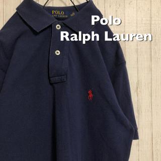 ポロラルフローレン(POLO RALPH LAUREN)の古着 ポロラルフローレン ロゴ ポロシャツ(ポロシャツ)
