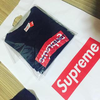 シュプリーム(Supreme)のsupreme コムデギャルソンTシャツ(Tシャツ/カットソー(半袖/袖なし))