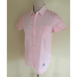 ロデオクラウンズ(RODEO CROWNS)のベーシック半袖シャツ(シャツ/ブラウス(半袖/袖なし))