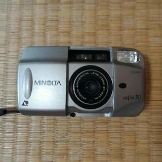 コニカミノルタ(KONICA MINOLTA)のMinolta Vectis30(フィルムカメラ)
